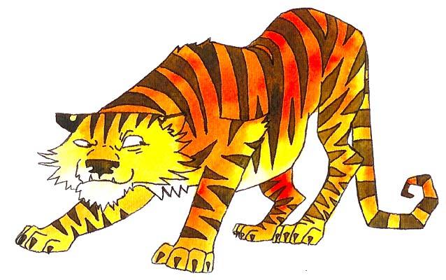 dyr 3 tiger aarshoroskop - Hexagram fortolkning