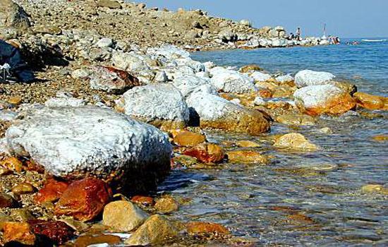 dead sea - Krystaller og Sten