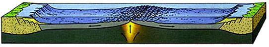 earth ridge 01 - Krystaller og Sten