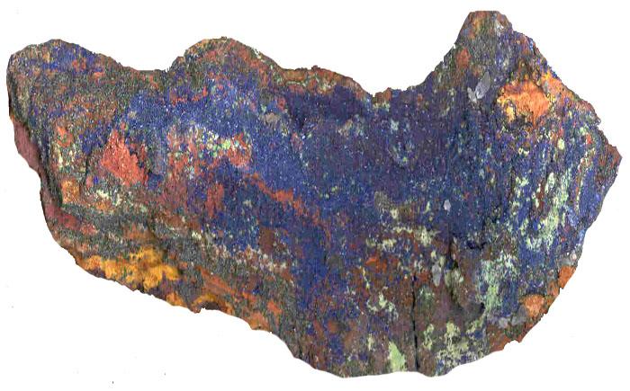 i billeder 30 - Krystaller og Sten