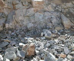 mine 007 - Krystaller og Sten