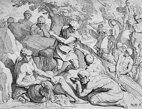 odyss03 - Odysseen af Homer - Resume og fuld version Illustreret