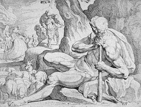 odyss05 - Odysseen af Homer - Resume og fuld version Illustreret
