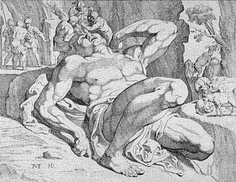 odyss06 - Odysseen af Homer - Resume og fuld version Illustreret