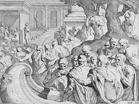 odyss12 - Odysseen af Homer - Resume og fuld version Illustreret