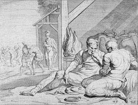 odyss25 - Odysseen af Homer - Resume og fuld version Illustreret