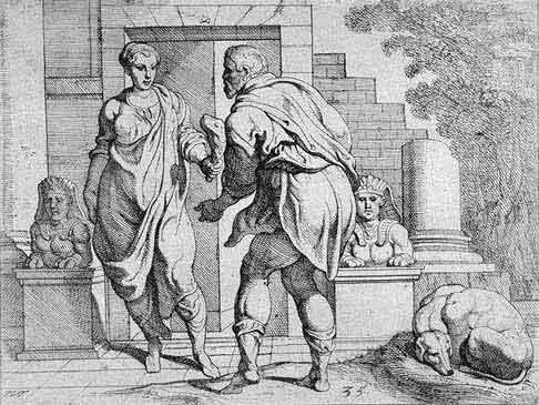 odyss27 - Odysseen af Homer - Resume og fuld version Illustreret