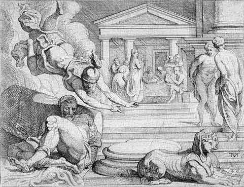odyss30 - Odysseen af Homer - Resume og fuld version Illustreret