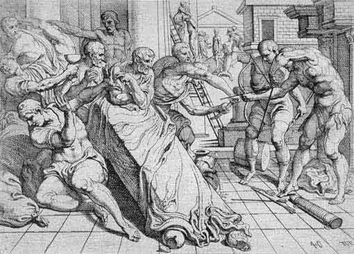 odyss32 - Odysseen af Homer - Resume og fuld version Illustreret