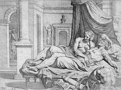 odyss41 - Odysseen af Homer - Resume og fuld version Illustreret