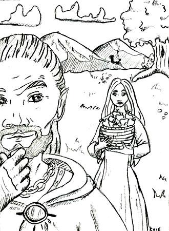 loke 01 2 - Nordisk mytologi Jætterne