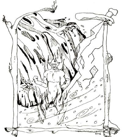 ymer 01 s h - Nordisk mytologi Jætterne