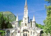 forside lourdes - Pilgrimsrejser - Oversigt og inspiration