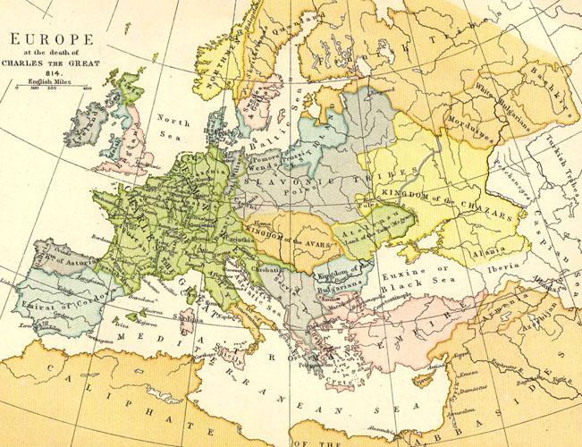 vikingernes rejser