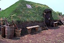 hvordan levede vikingerne
