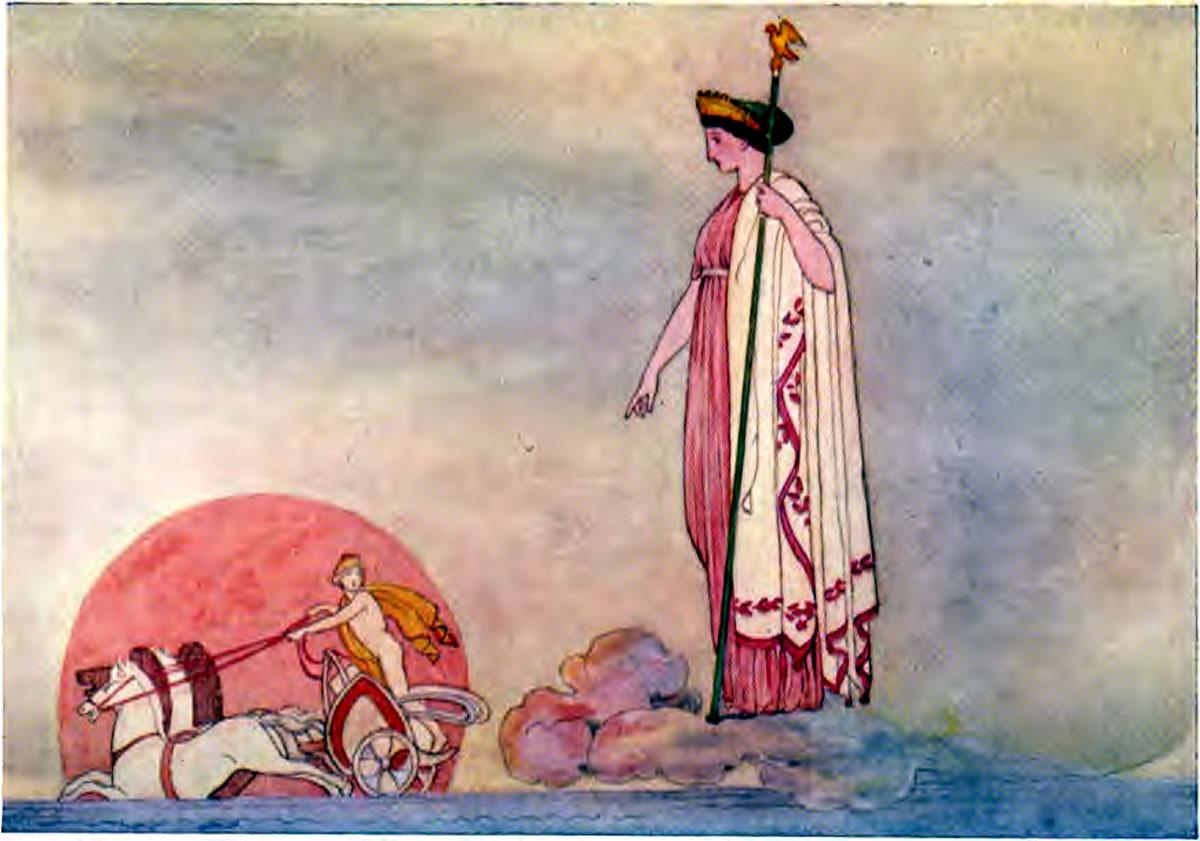 Iliad for Boys and Girls - Iliaden af Homer - Résumé og fuld version Illustreret