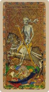 Death Tarot Cary-Yale