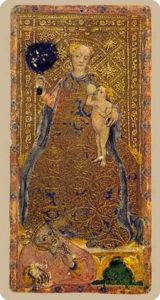 The High Priestess Tarot Cary-Yale