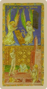 The Judgment Tarot Cary-Yale