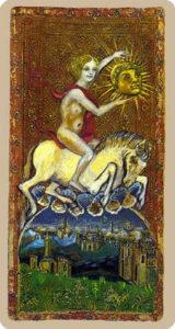 Tarot The Sun Cary-Yale