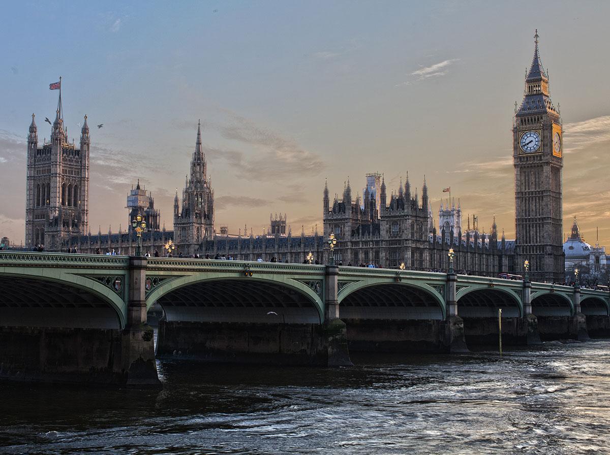 Drømmesymbol London