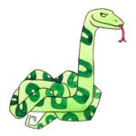 dyretegn-06-slange-kvadrat