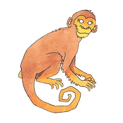 dyretegn-09-abe