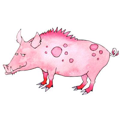 dyretegn-12-gris