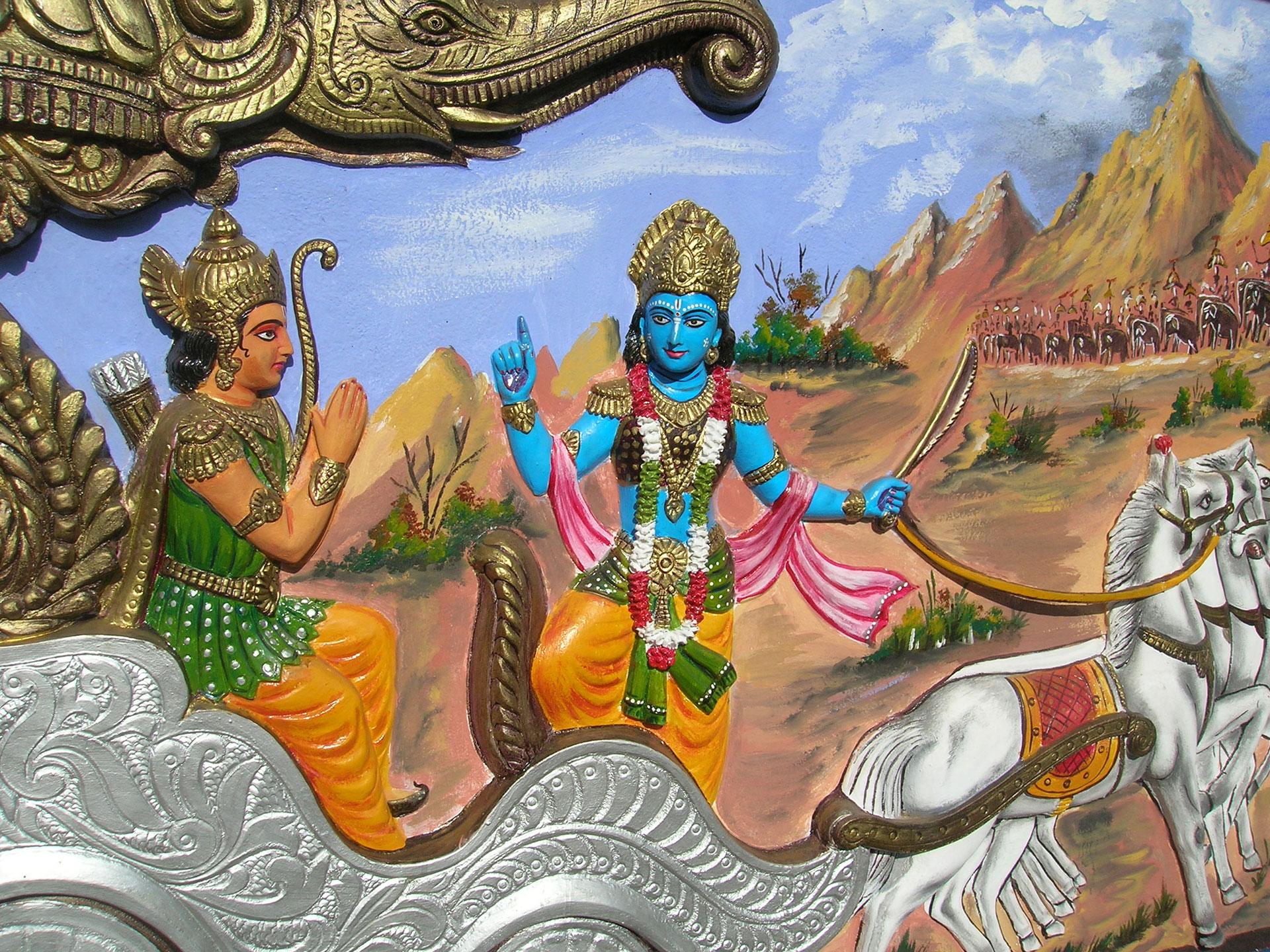 hinduisme-Bhagavata-Gita