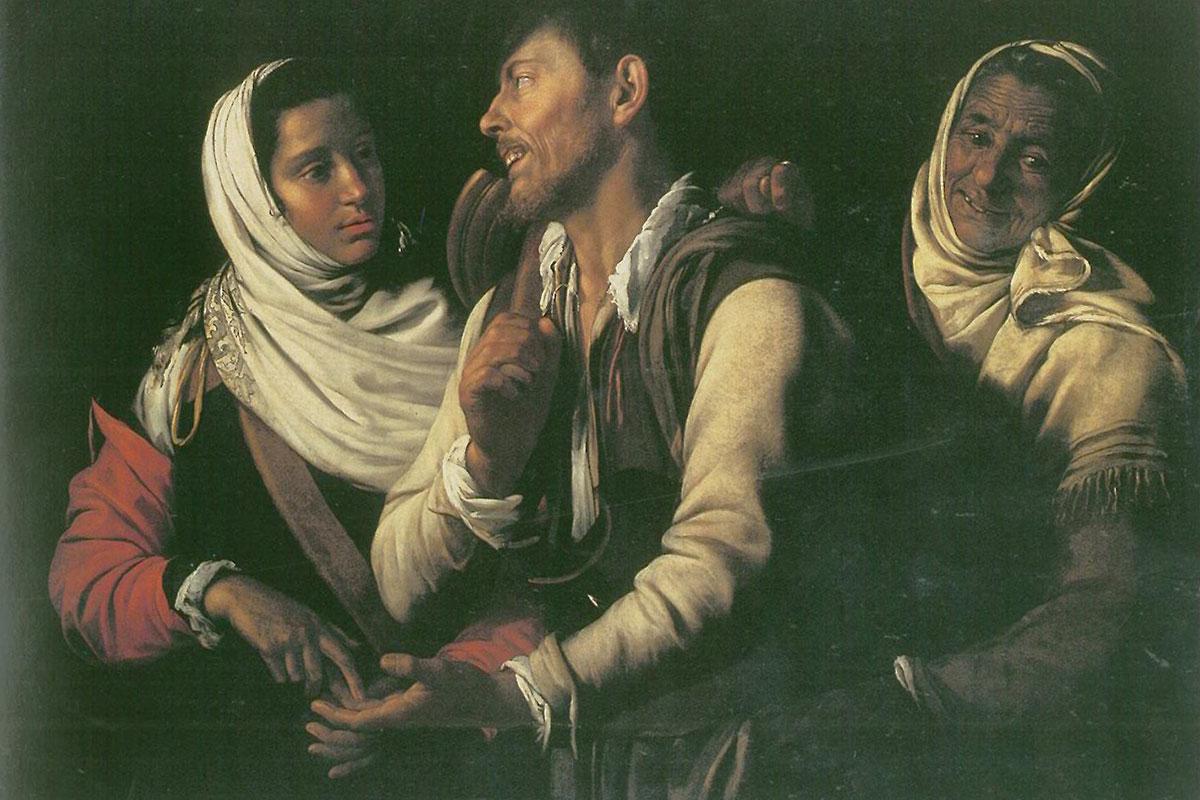 kiromanti old painting 02 - Kiromanti, Lær det selv