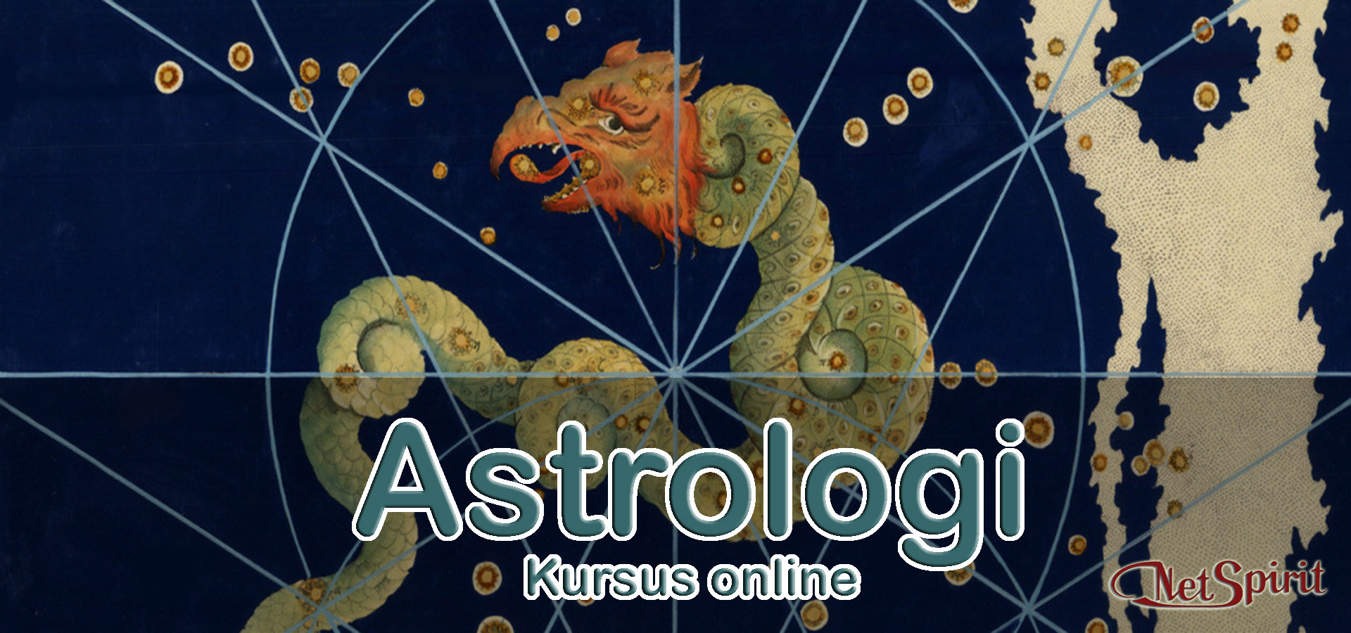 kursus astrologi - Kursus online   Astrologi