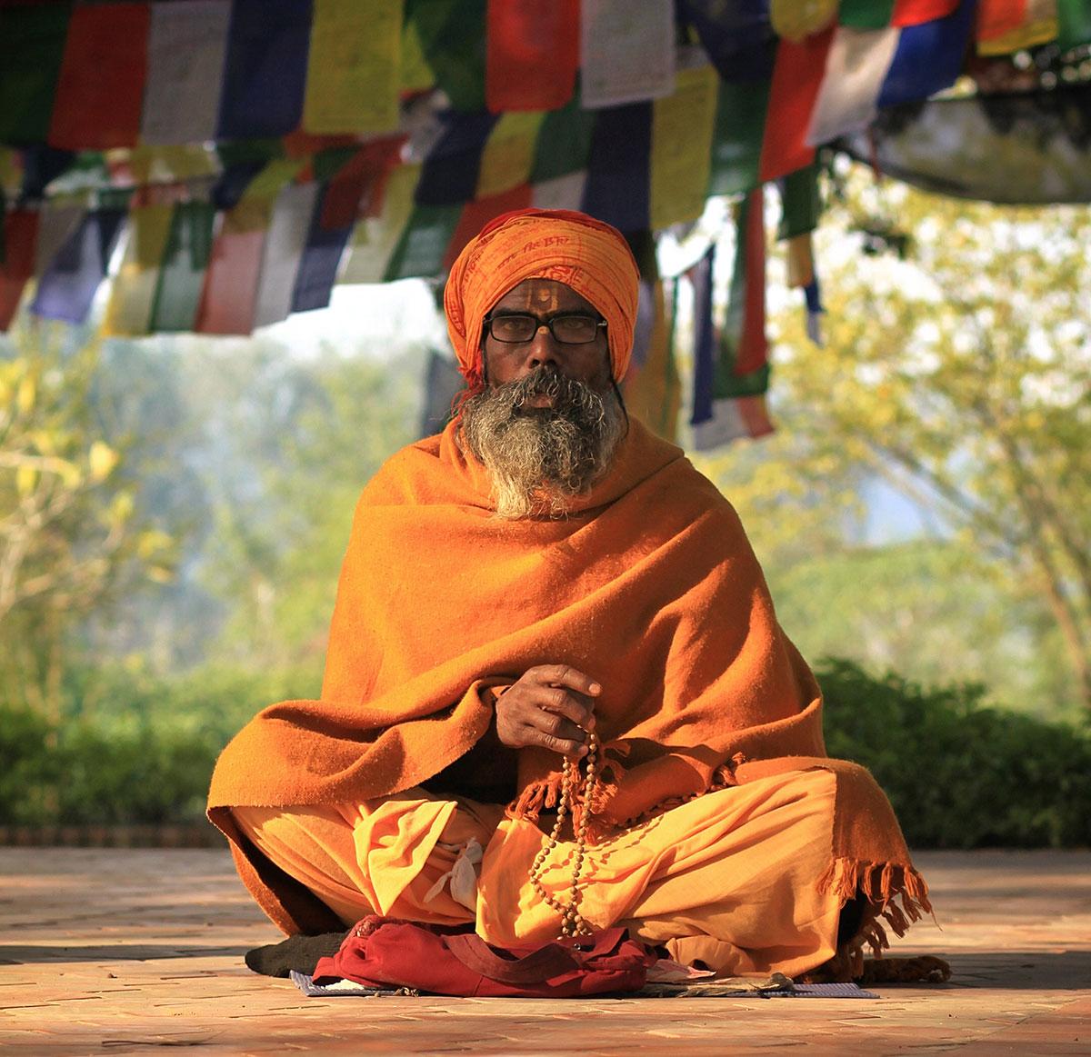 Meditation objekter