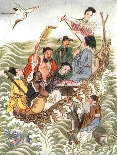 taoisme-otte-udodelige